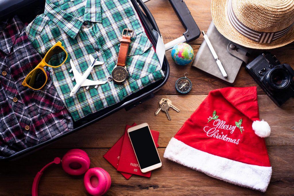 Os melhores presentes de Natal para viajantes frequentes